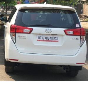 Luxury Car Rental Services In Chandigarh Luxury Toyota Crysta Services In Chandigarh
