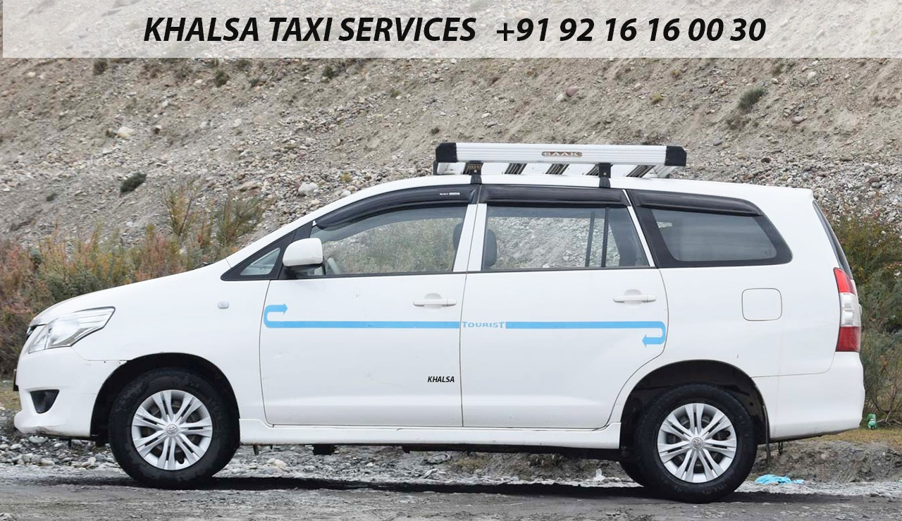 Hire Cheapest Taxi Chandigarh to Manali One way & round trip