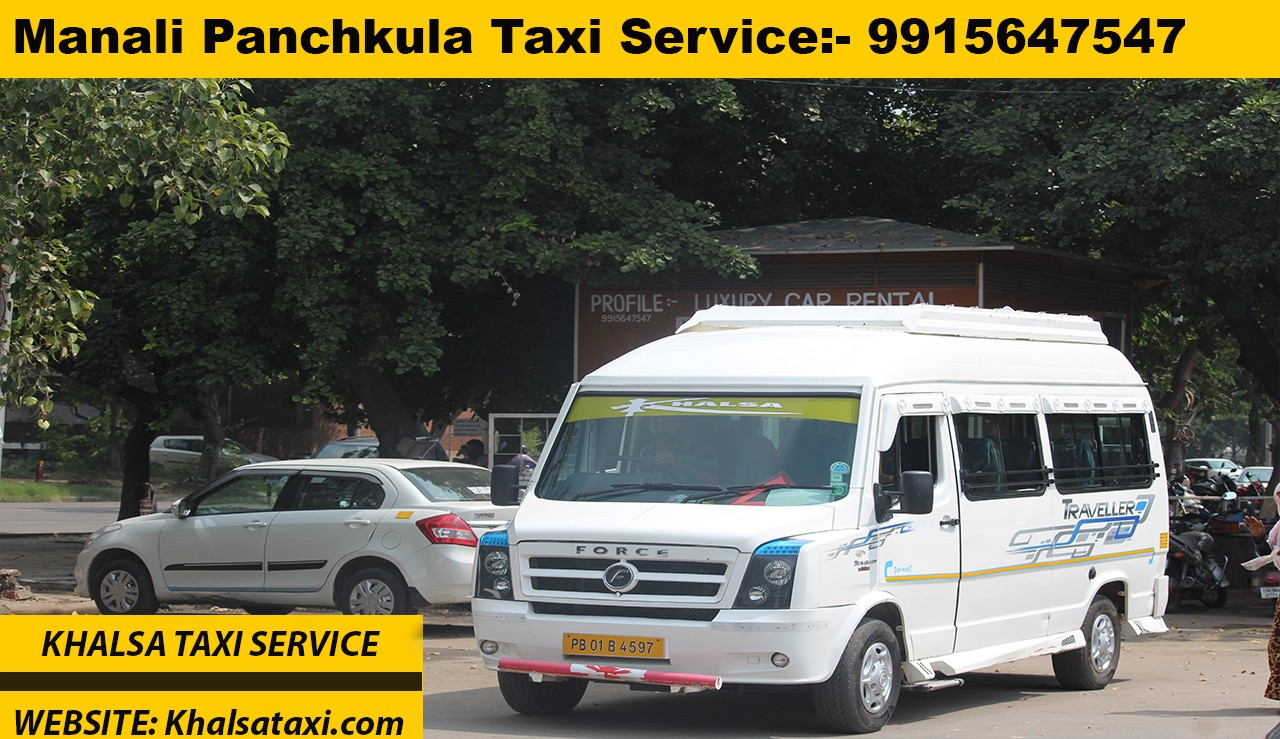 Chandigarh tempo traveller service for tour packages, Tempo traveler in Chandigarh