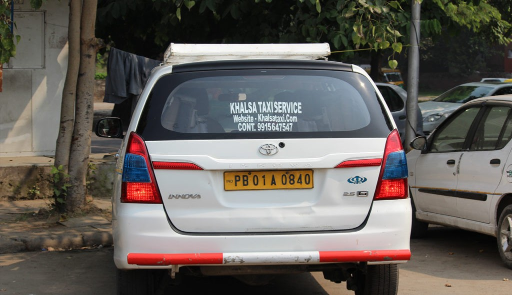 Patiala to Delhi taxi service one way, Cheapest taxi from Patiala To Delhi airport