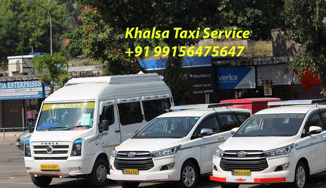 Book Online Chandigarh to Delhi Taxi Services One Way and Round Trip