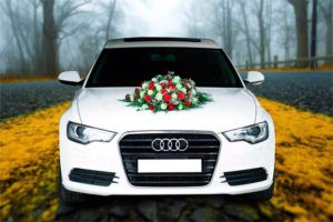 Hire Wedding Audi Car In Chandigarh, Hire Wedding Audi Car Chandigarh