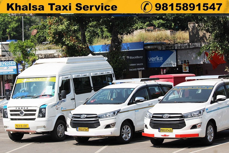 Hire Premium Taxi In Chandigarh Airport Premium Taxi Chandigarh