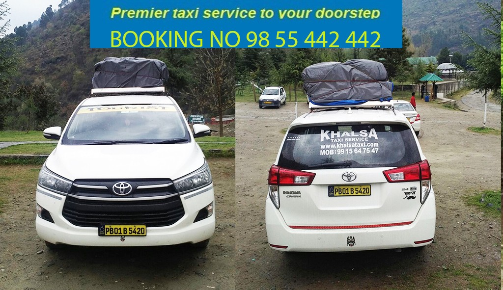 Book Best Taxi Service In Mohali, Hire Top Taxi Services In Mohali