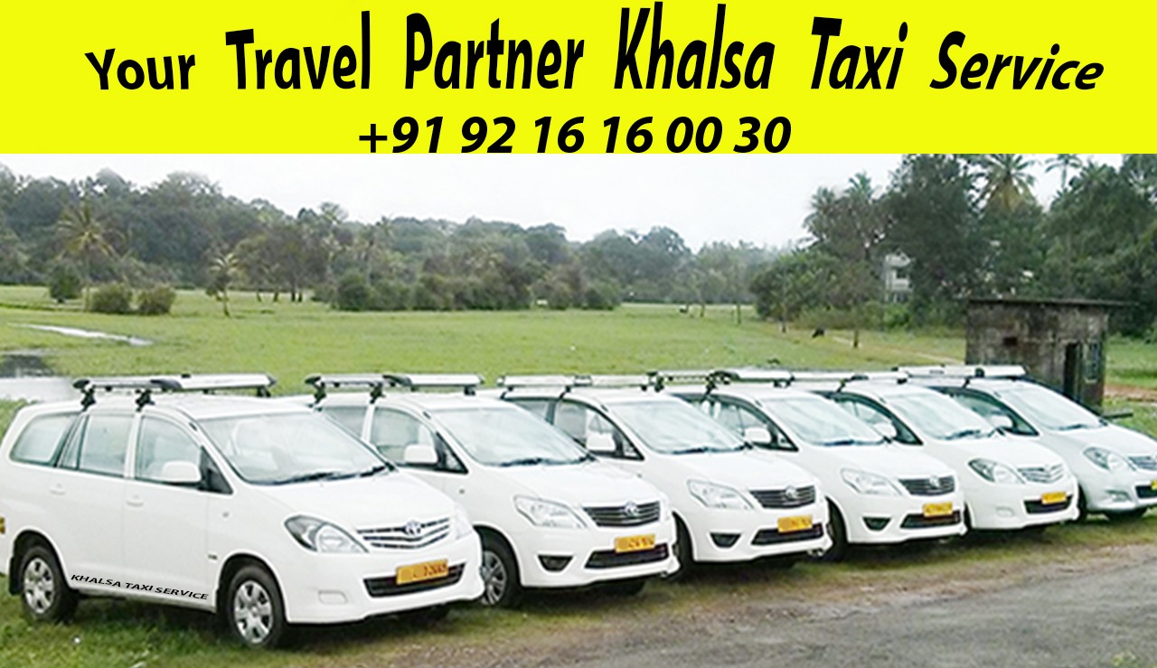 Hire Chandigarh to Gurgaon taxi Service one way Or round trip with khalsa