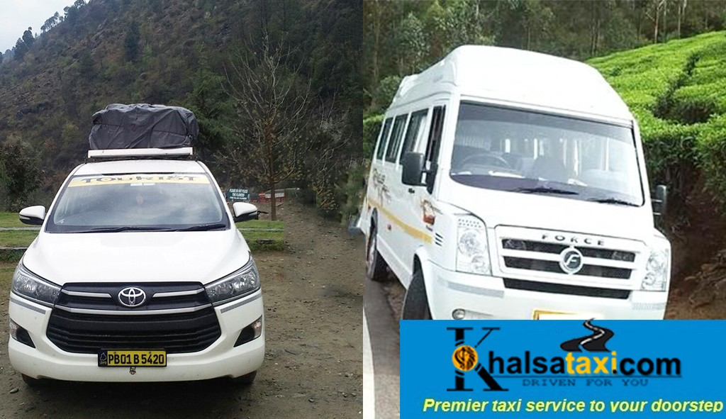 Book Chandigarh to Dharamshala taxi service One Way at best prices