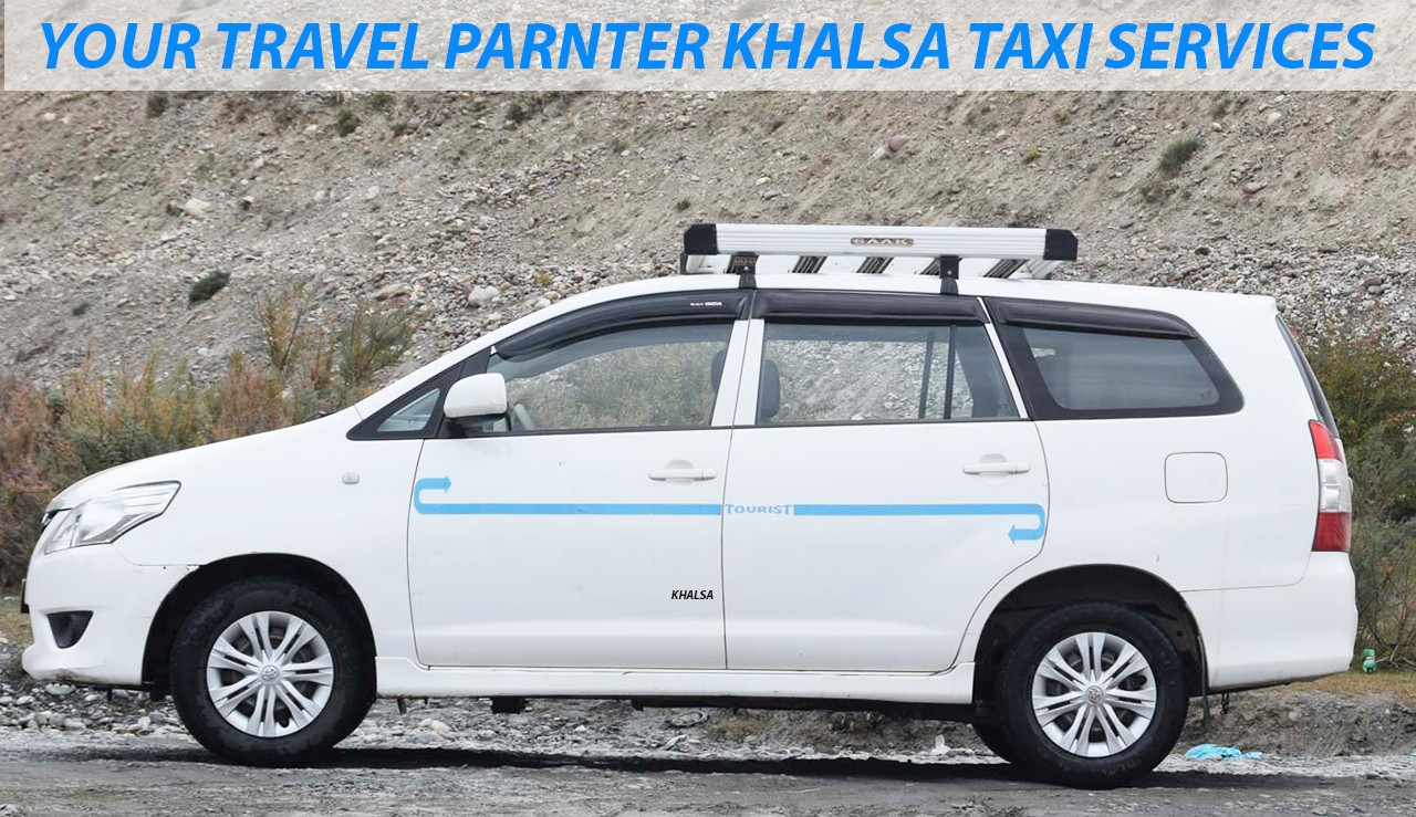 Hire cab Chandigarh airport to Shimla one way or round trip with Khalsa taxi