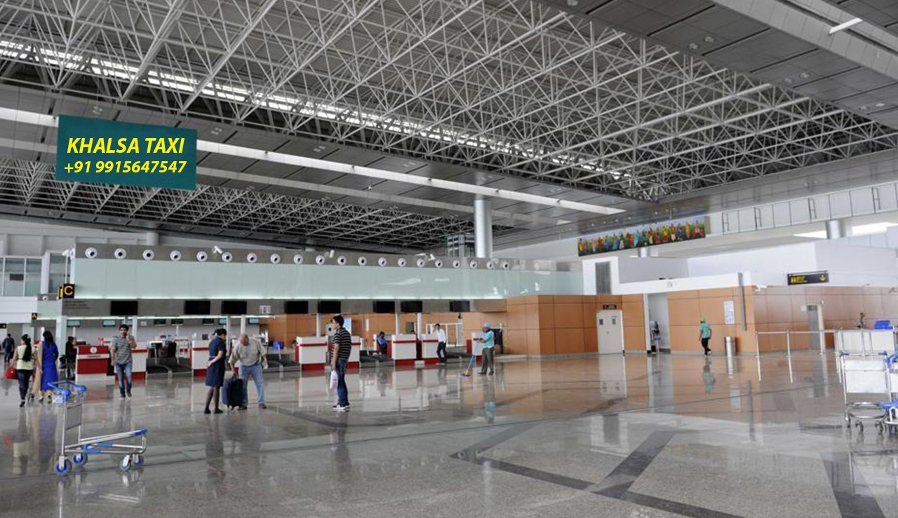 Car Hire Chandigarh Airport