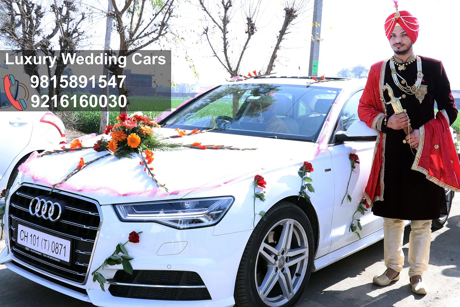 Luxury Car For Wedding In Mohali Wedding Luxury Car In Mohali City