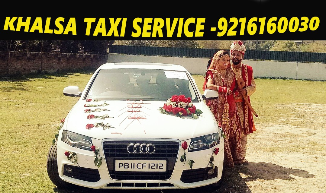 Best Luxury Car Rental Services In Chandigarh With Khalsa Taxi Service
