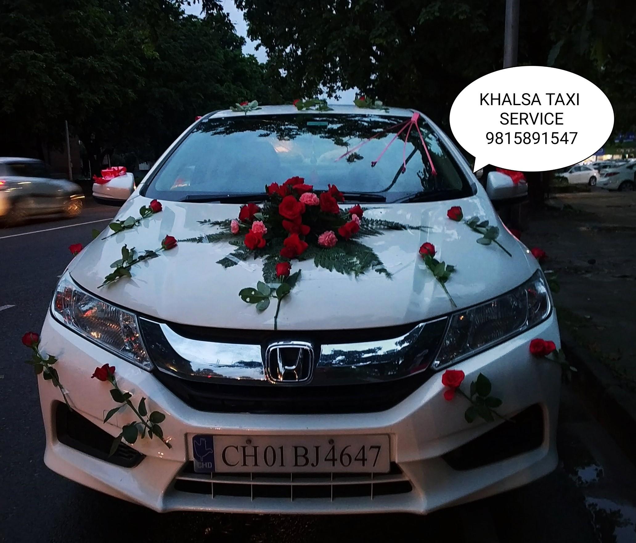 Luxury Doli Car Booking In Chandigarh