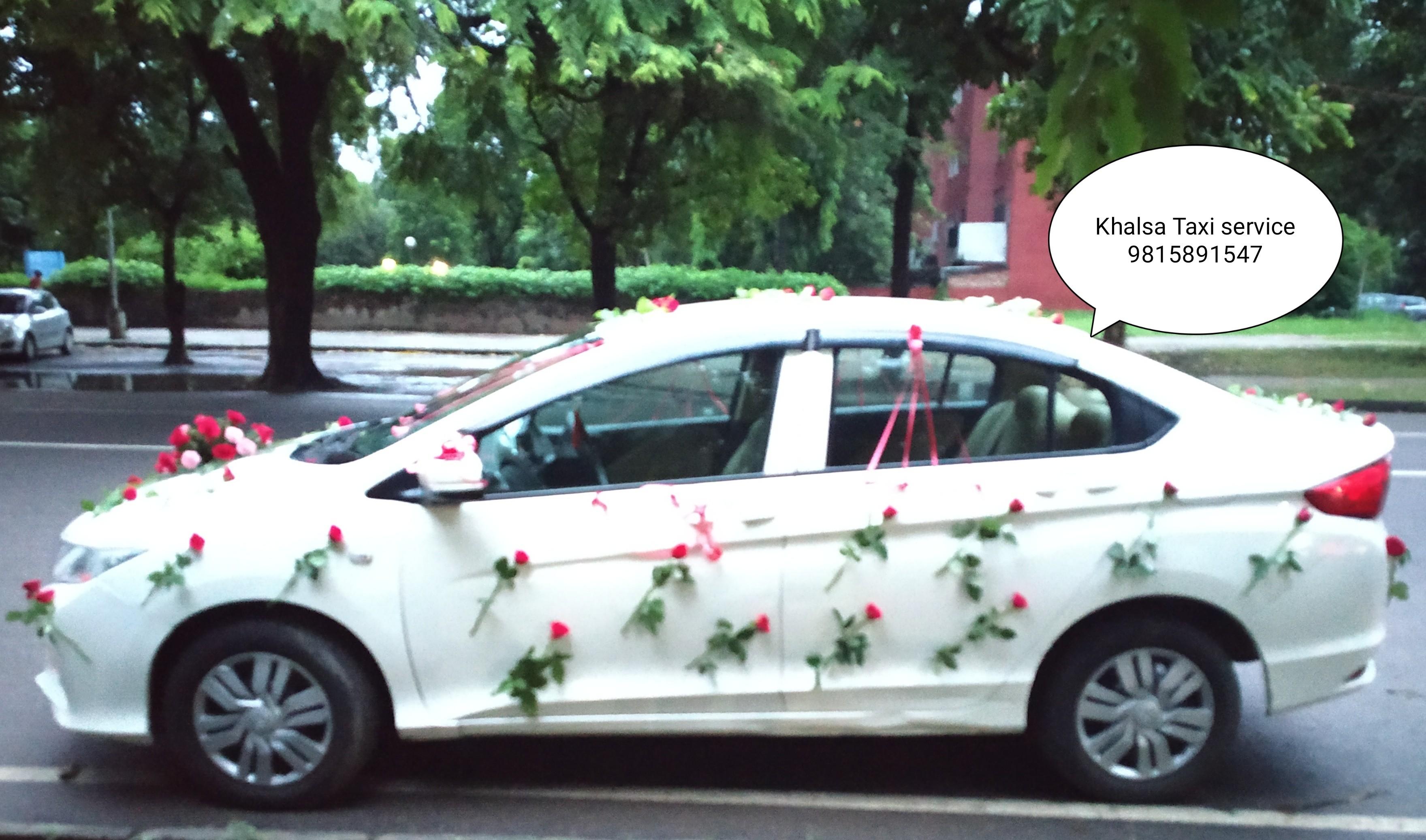 Verna doli cars, Luxury Verna cars for doli, Doli Verna car in Chandigarh Verna car For Doli