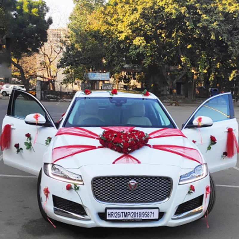 jaguar hire in chandigarh