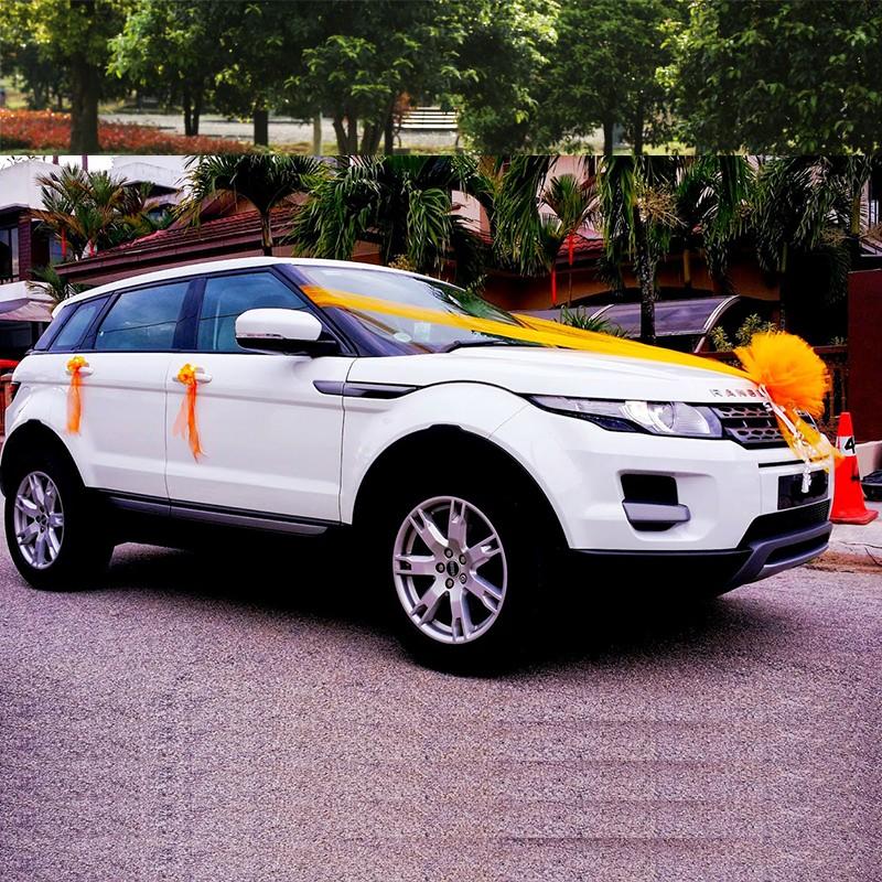 Hire range rover