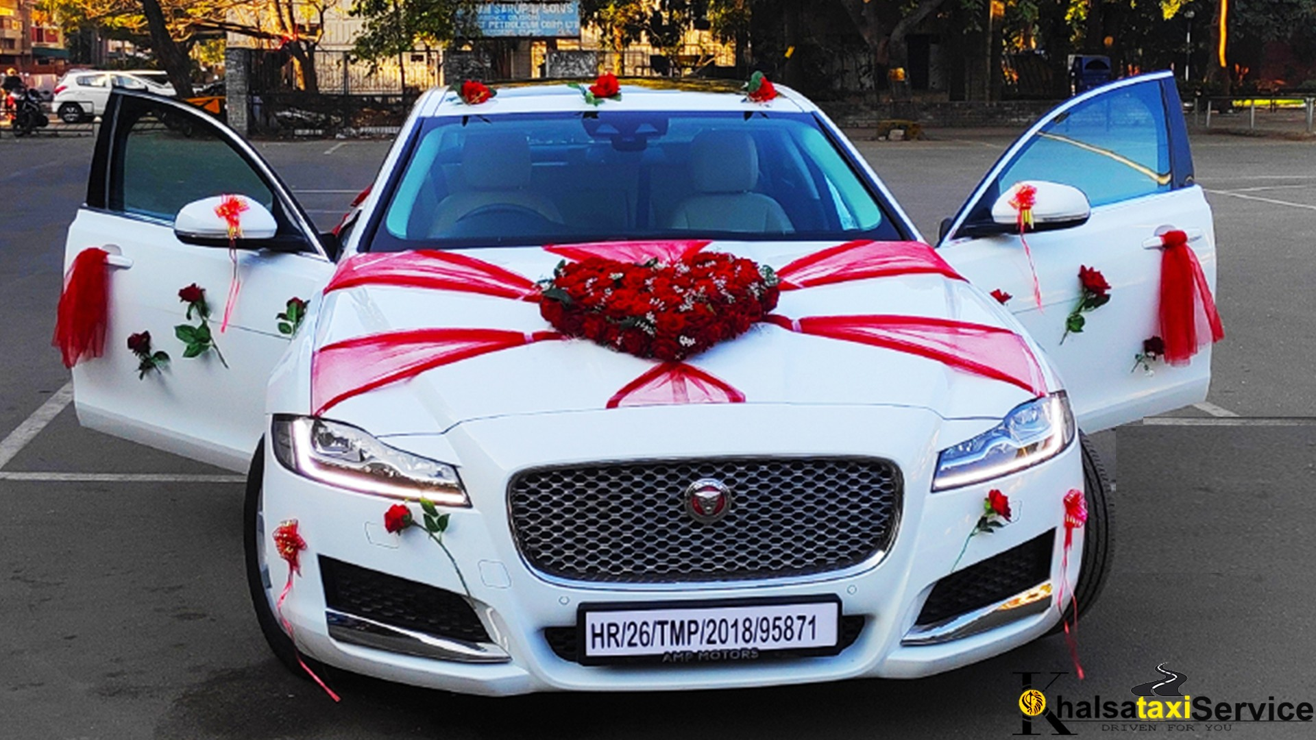 wedding car hire price list | Wedding transportation tariffs in Chandigarh