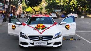 wedding car hire price list | Wedding transportation tariffs in Chandigarh