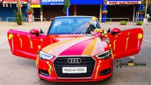 Luxury car rental in Chandigarh, wedding car on rent in Chandigarh