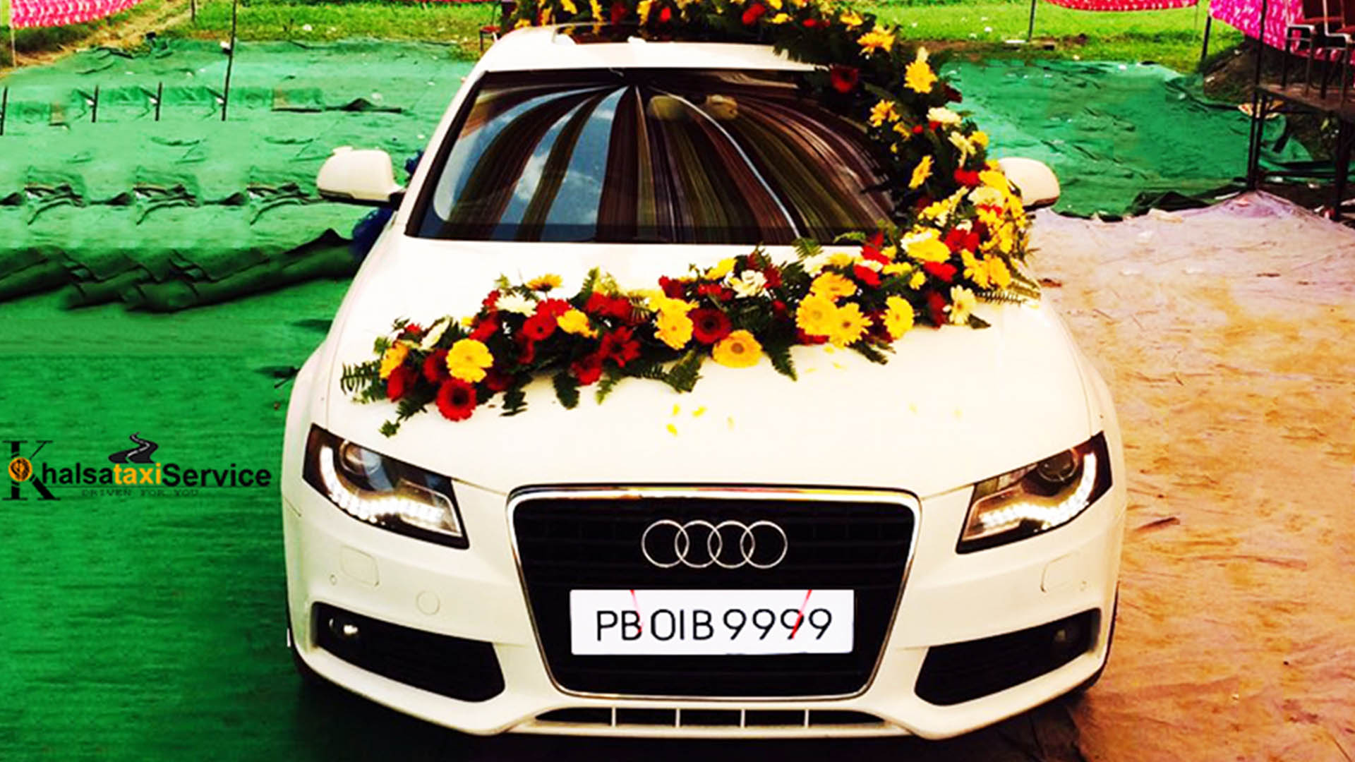 Luxury car rental in Chandigarh, wedding car on rent in Chandigarh wedding car hire price list | Wedding transportation tariffs in Chandigarh