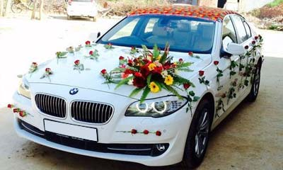 Wedding Car on Rent | Luxury Wedding Car Rent in Chandigarh
